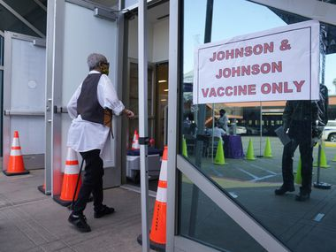 Doctors say cases of blood clots after receiving the Johnson & Johnson vaccine are very rare, but there are certain symptoms that you should watch out for.