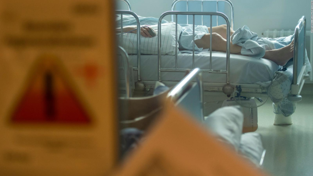 Why is the number of young people entering the hospital increasing?