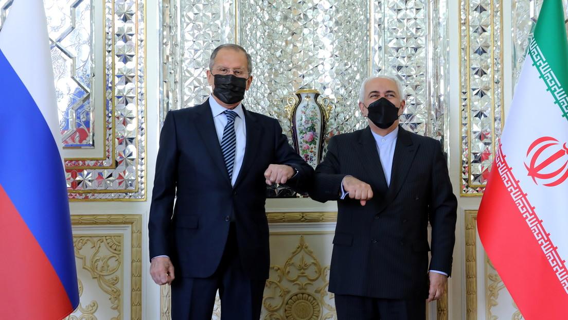 Russia criticizes the new European Union sanctions against Iran