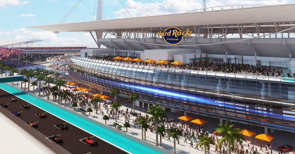 Officially: Miami will host the Formula 1 Grand Prix starting in 2022 for the first time in its history