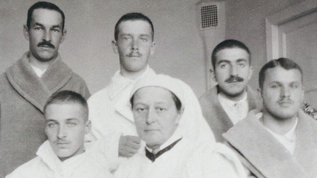 Vera Giedroitz, the princess of surgeon who revolutionized war medicine |  Society