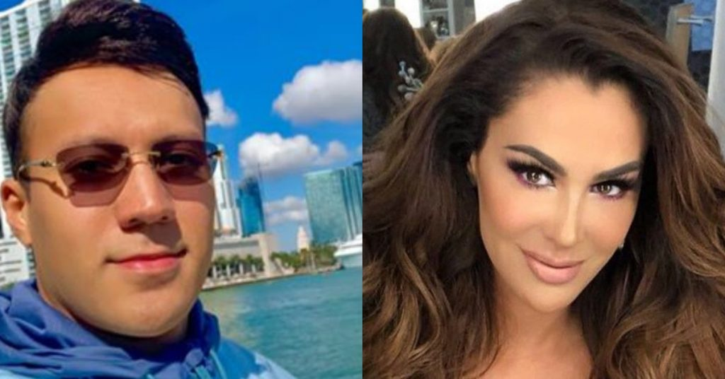 The FBI has arrested Larry Ramos, Ninil Conde's partner in Miami