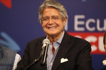 Guillermo Lasso (EFE / Jose Jecom) elected President of Ecuador