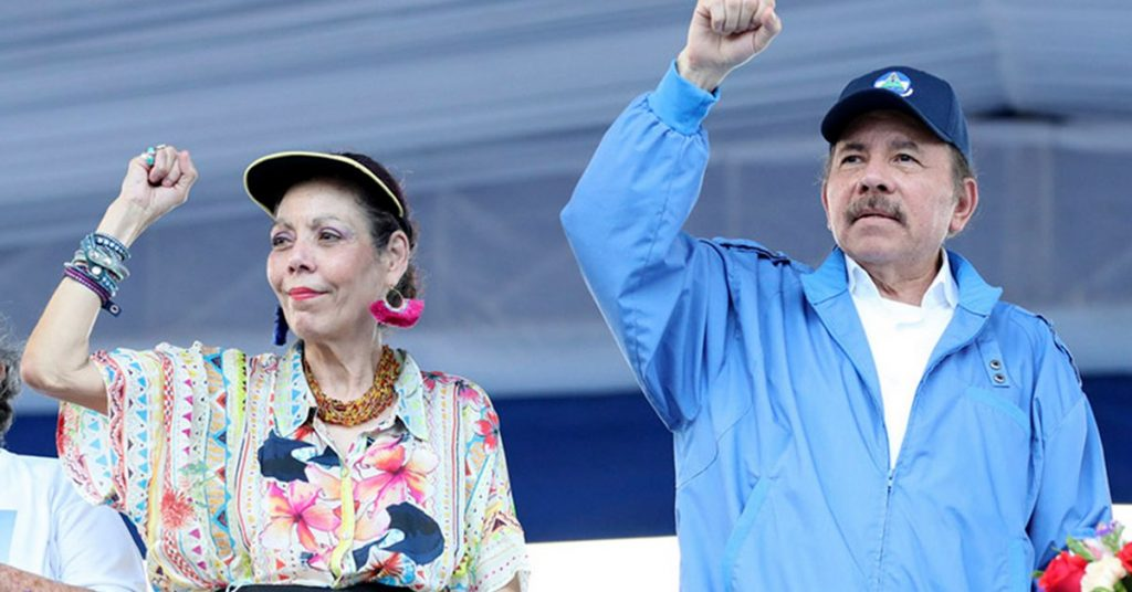 """Nicaraguan journalists condemned the Ortega regime's imposition of """"a state of siege and war"""" in the face of the elections"""
