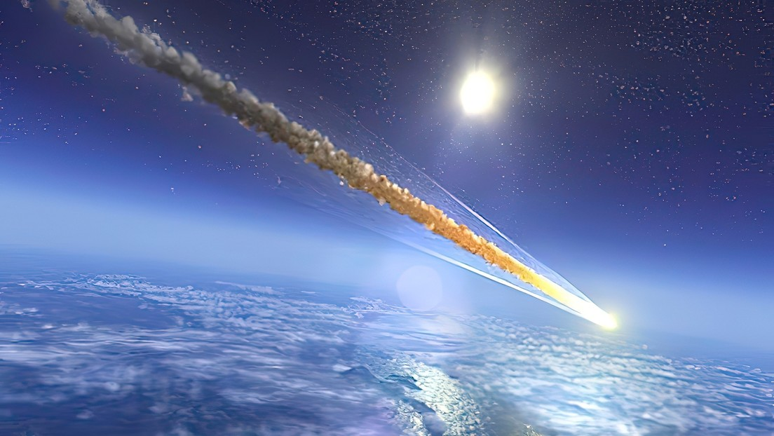Traces of a dangerous meteor explosion 430 thousand years ago were found in Antarctica