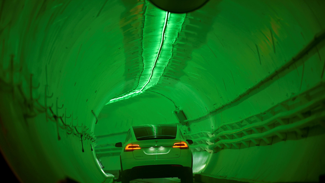 """It is nothing but an expensive hole in the ground"": Elon Musk Tunnel in Las Vegas Being under fire"