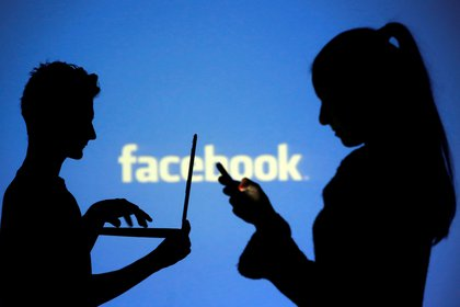 Facebook, The Social Network Founded by Mark Zuckerberg in 2004. REUTERS / Dado Ruvic