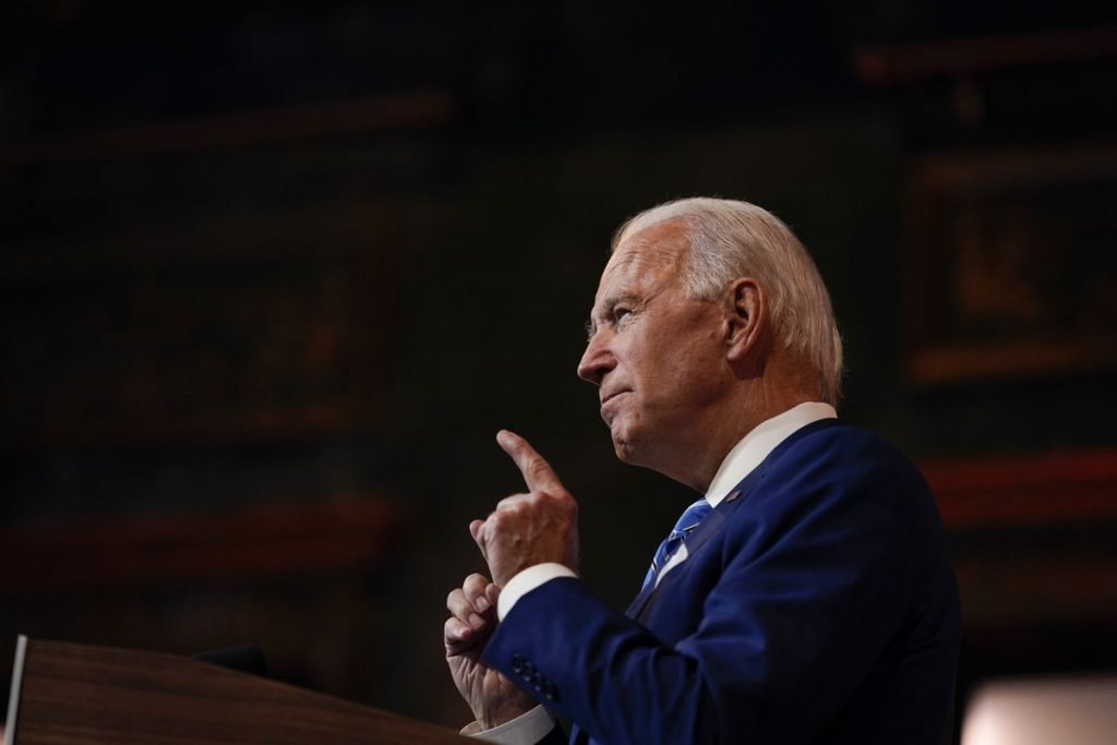 Economic stimulus: Biden 8 proposes $ 1.8 trillion plan to improve social security |  International