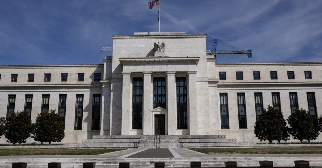 The Federal Reserve acknowledged strengthening the US economy but kept the interest rate unchanged