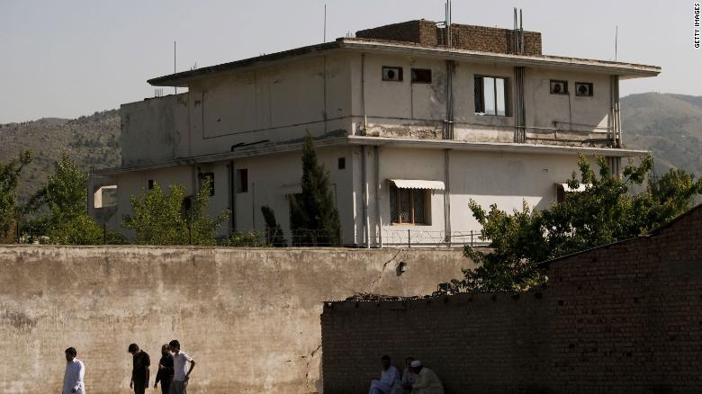 Osama bin Laden was killed during an attack by US special forces on the compound in Abbottabad, Pakistan.