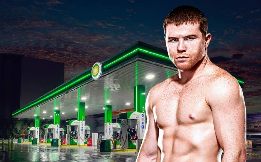 Canelo Alvarez is more than a millionaire;  100 gas stations will open in Mexico