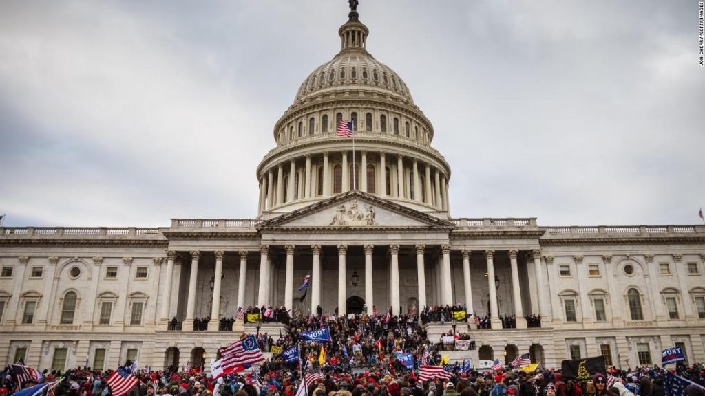 Capitol police reportedly indicated they would only monitor anti-Trump protesters on Jan. 6