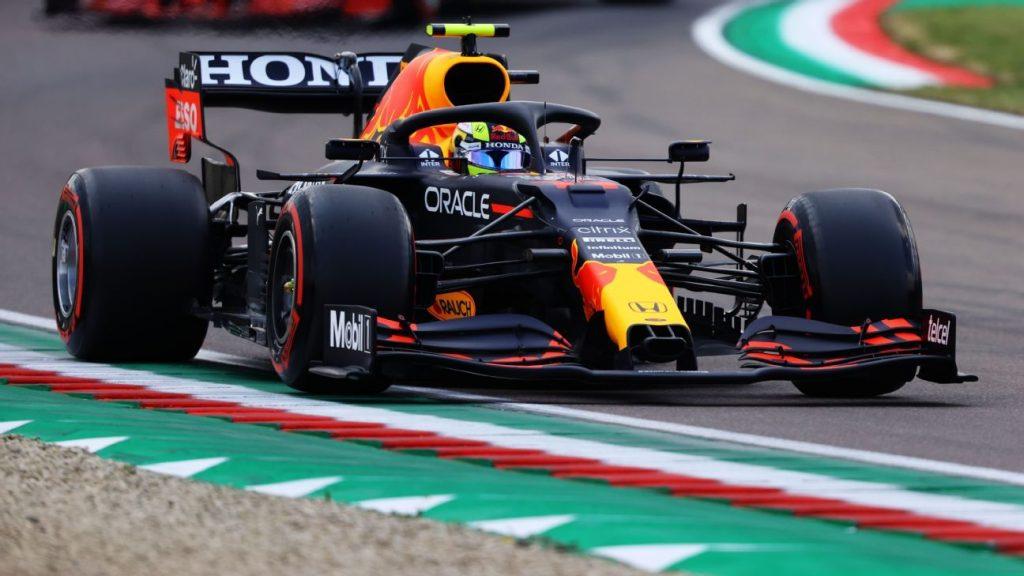 Checo Pérez will start second in Imola;  Beat Verstappen