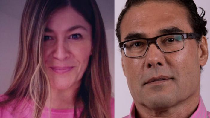 Eduardo Yaniz faces Martha Figueroa, why do you love me?