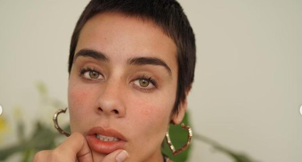 Esmeralda Pimentel: The actress suffered from severe depression after being rejected by several projects for her short hair |  Fame