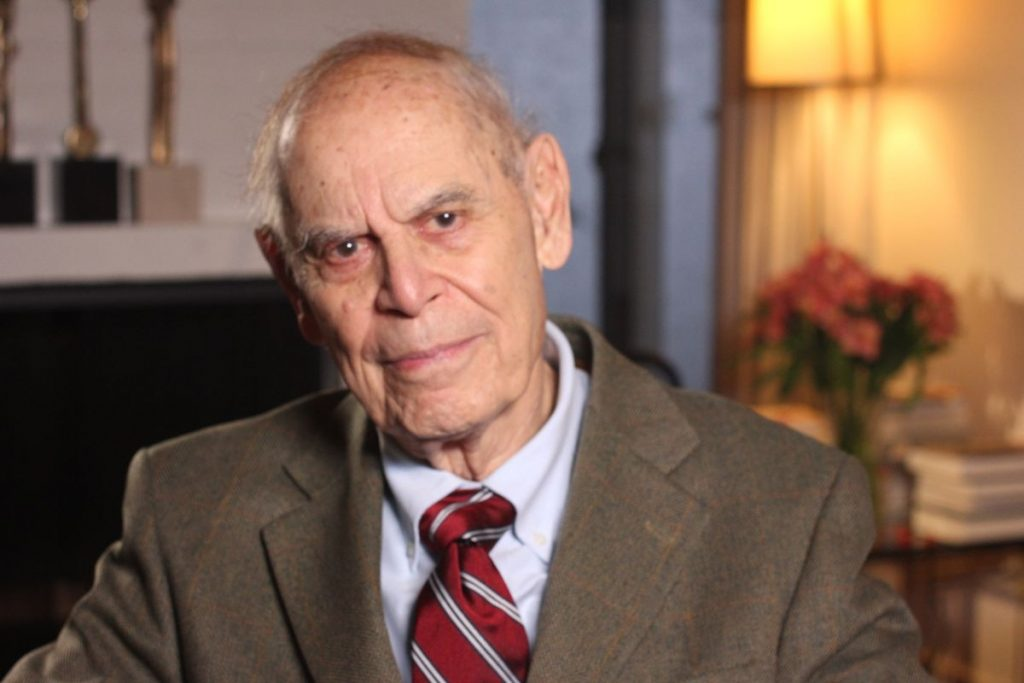 Gerald Holton, Frontiers of Knowledge Prize for Studies on the Social Dimension of Science |  Science