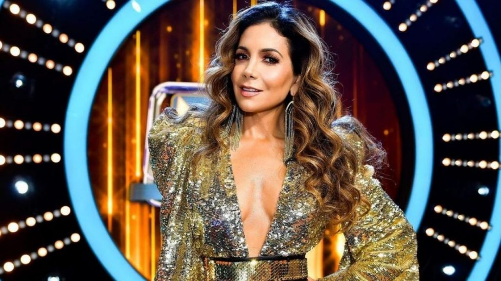 Patricia Manerola attacks Luis Miguel the series ??  And nothing has been saved