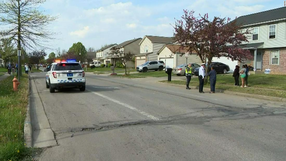 Police say Ohio police officer stabs 15-year-old girl to death