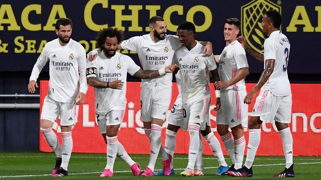Real Madrid are the main beneficiaries of the direct matches against the LaLiga competitors