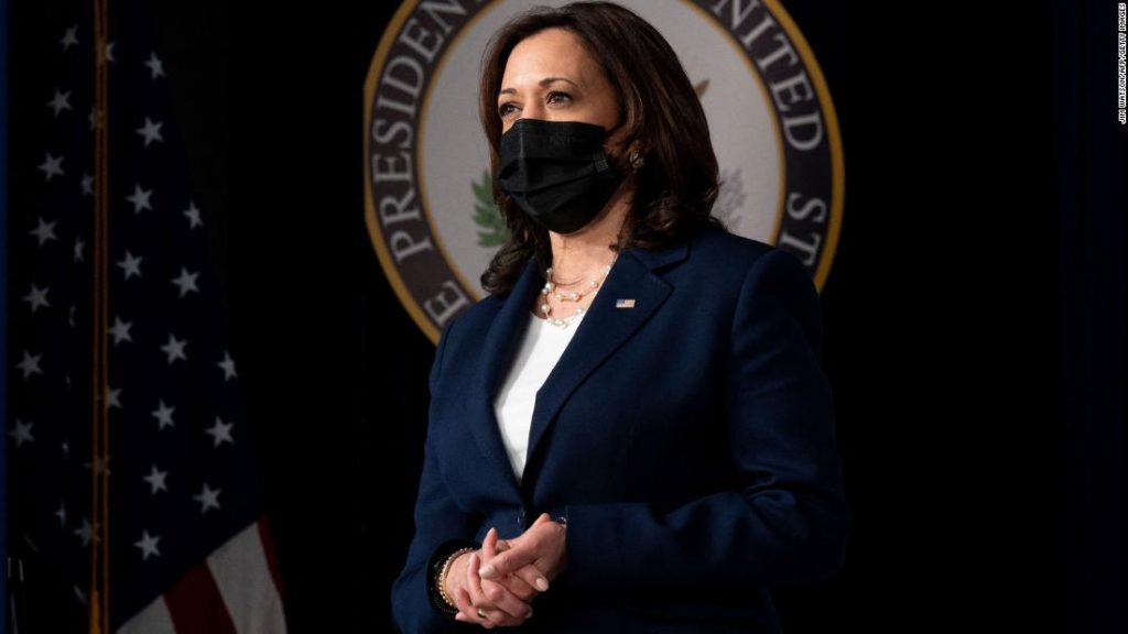 The White House is considering a range of immigration plans ahead of Harris' arrival in Central America