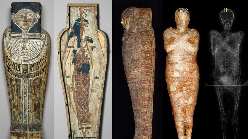 The extraordinary discovery of a pregnant Egyptian mummy - science - life