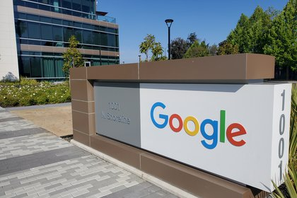 Google office in Mountain View, California, USA, May 8, 2019. REUTERS / Paresh Dave / File Photo
