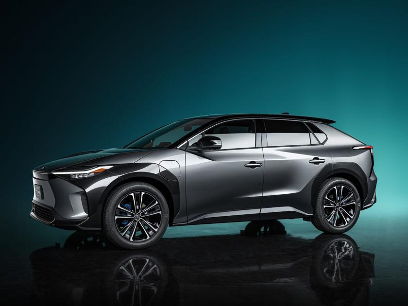 Toyota Introduces All-Electric SUV |  Economie