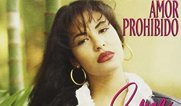"""She was named Selena Quintanella """"Most influential and best-selling Latin artist of the 1990s"""" Posted by Billboard Magazine.  (Photo: EMI Music)"""