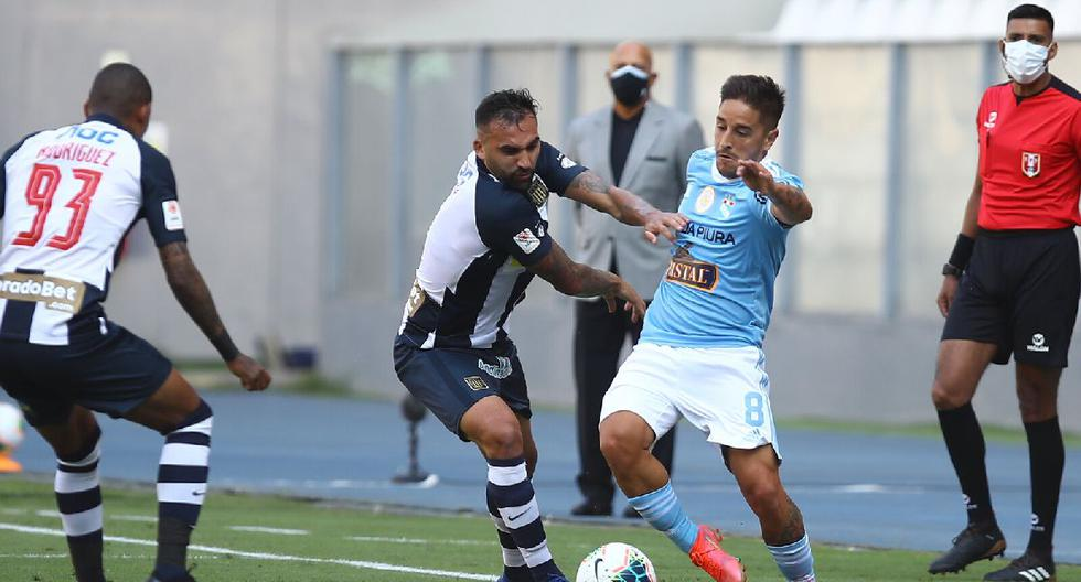 Sporting Cristal beat Alianza Lima 2-1 in Nacional |  Football - Peruvian