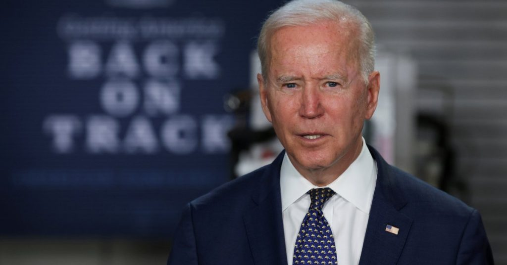 Joe Biden raises the number of refugees admitted by the United States to 62,500