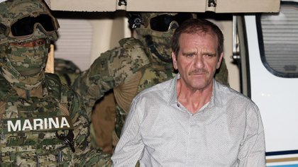 In 2016, he served his sentence in the United States, but was re-arrested in Mexico (Photo: AFP)