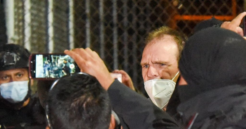 """After his release, Hector """"El Zero"""" was released from Palma prison: he was immediately re-arrested"""
