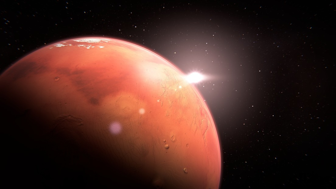 They find out what determines the rate of water loss on Mars