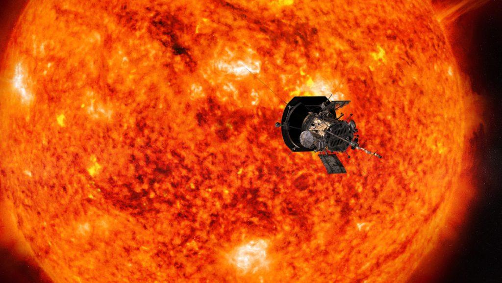 La sonda solar de la NASA más veloz jamás construida bate dos récords al aproximarse al astro