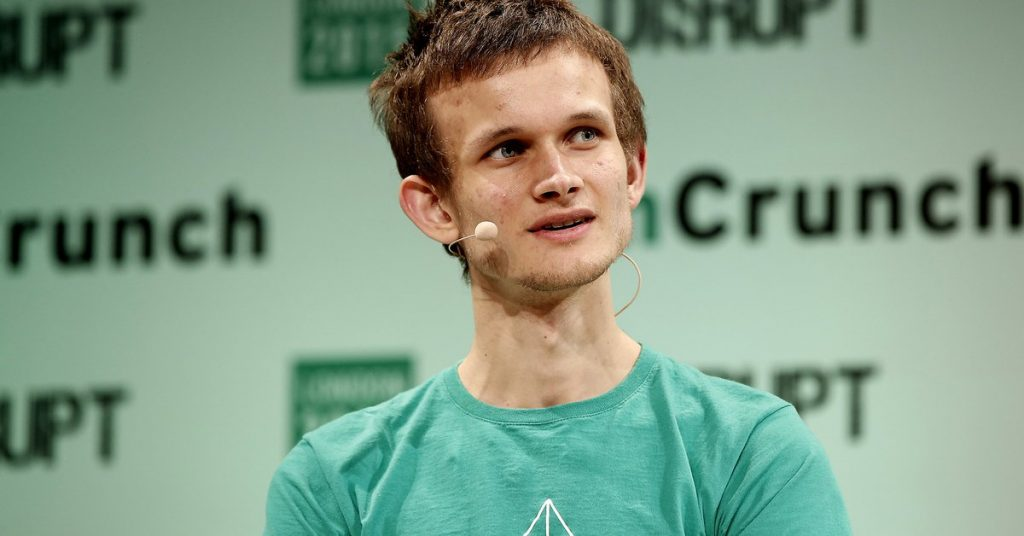 The young innovator of the cryptocurrency Ethereum has become a billionaire