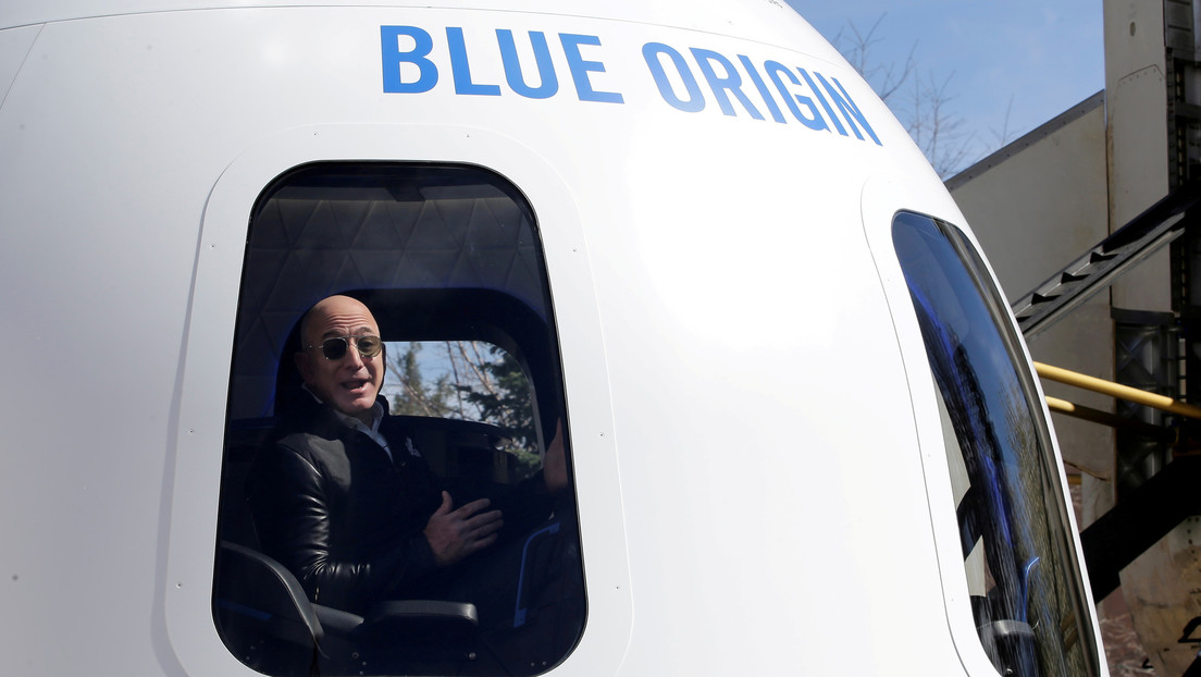 """""""Is the right time""""Blue Origins has announced the start of selling tickets for commercial flights to space"""