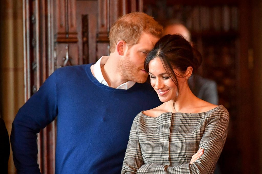 A new hit for Prince Harry and Meghan Markle