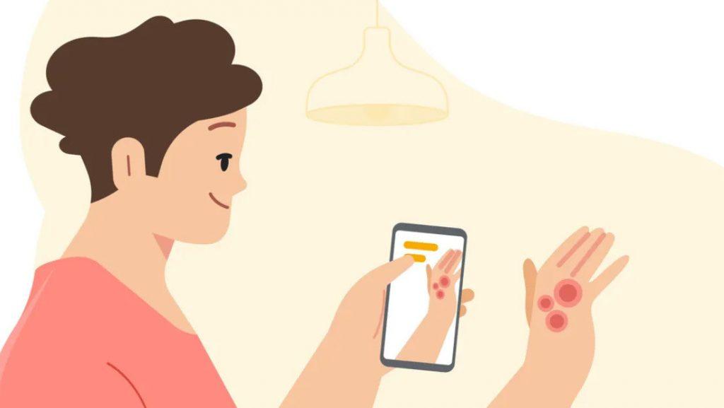 Google presenta una aplicación que ayuda al usuario a identificar afecciones de la piel con la cámara del móvil
