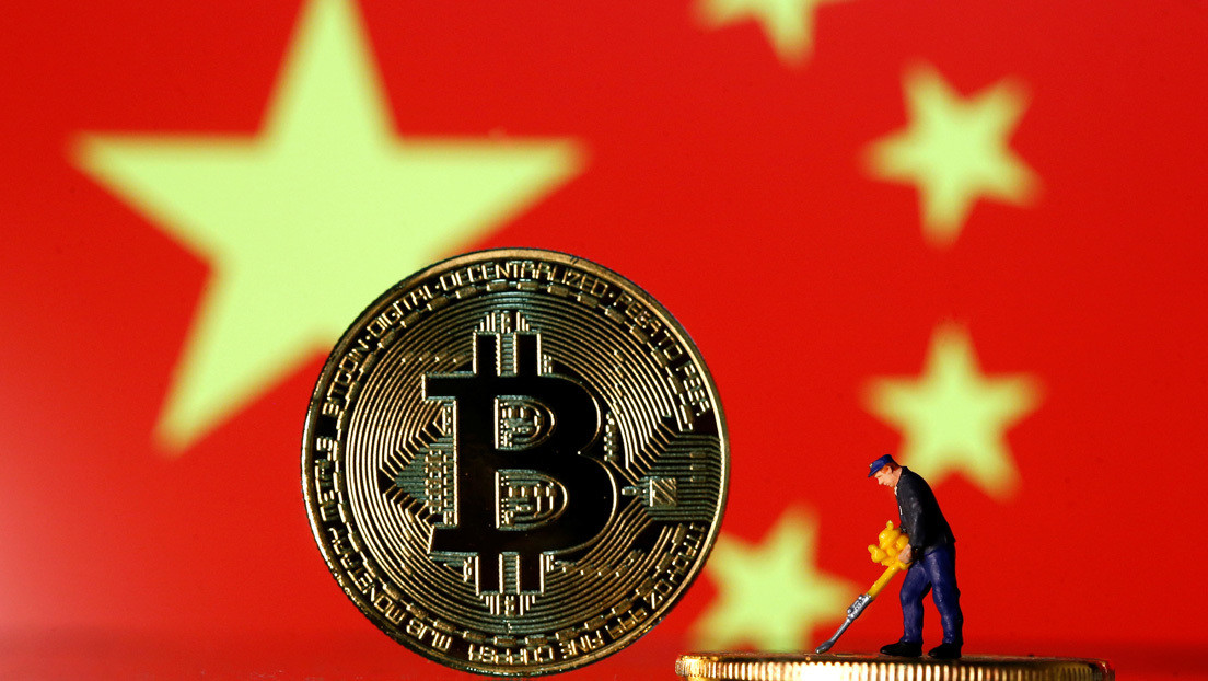 It is the only major cryptocurrency that has not yet broken down by Chinese restrictions.