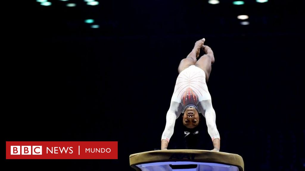 Simon Biles: How was Yurchenko's double leap that the gymnast made history this weekend