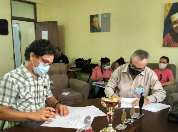 Cooperation agreement in favor of economic sciences