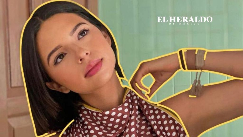 Angela Aguilar is surprised romantically with the men in her life