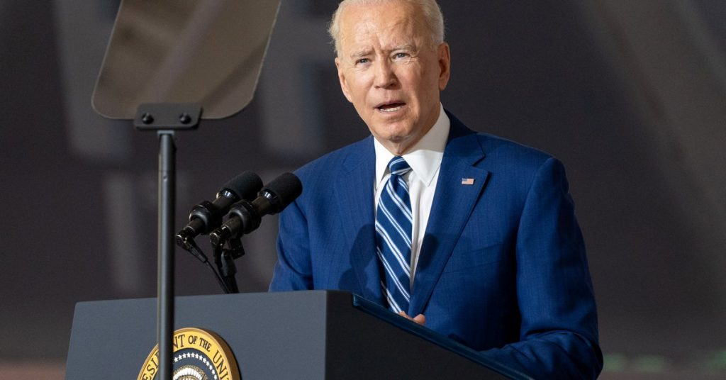 """Biden condemned the """"despicable and unthinkable"""" attacks on Jews in the United States"""