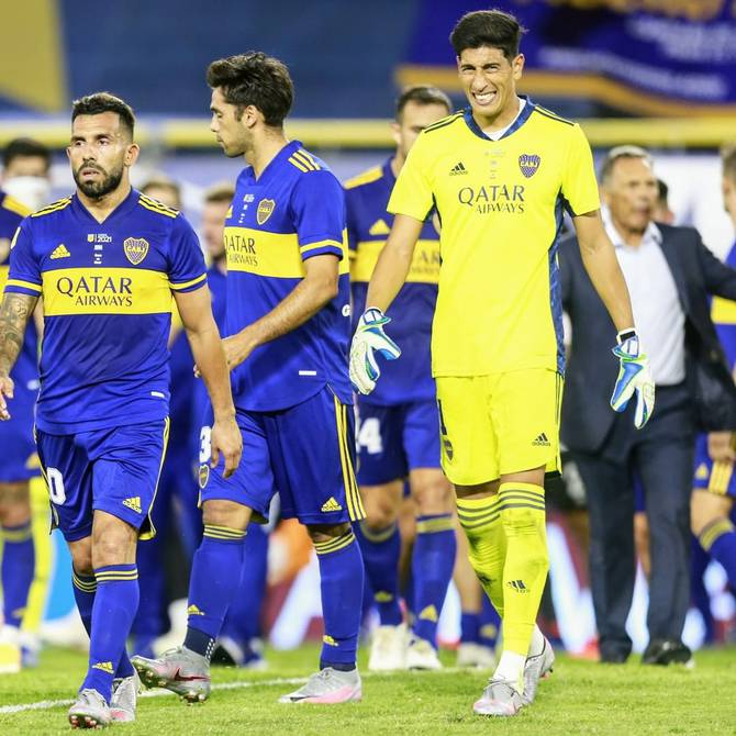Boca key goalkeeper Esteban Andrada has tested positive for COVID-19 and will miss Barcelona to face Barcelona |  Football  Sports
