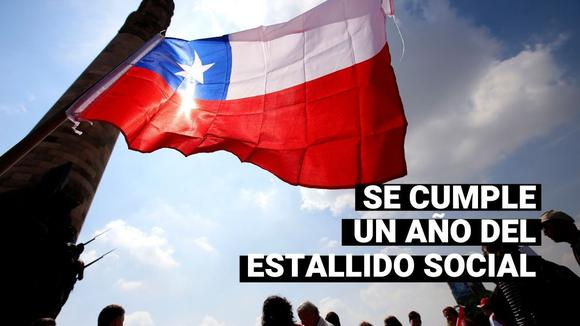 The protests in Chile: a chronology of the most important events since the outbreak of society