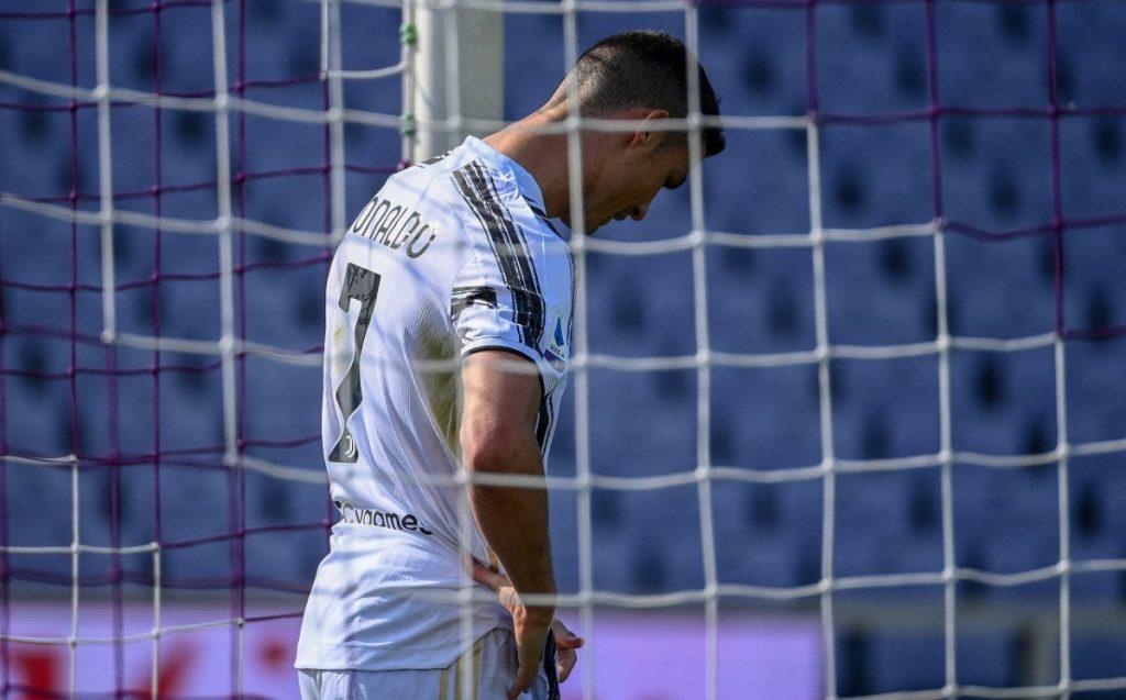 Cristiano Ronaldo had already bid farewell to his Juventus team-mates