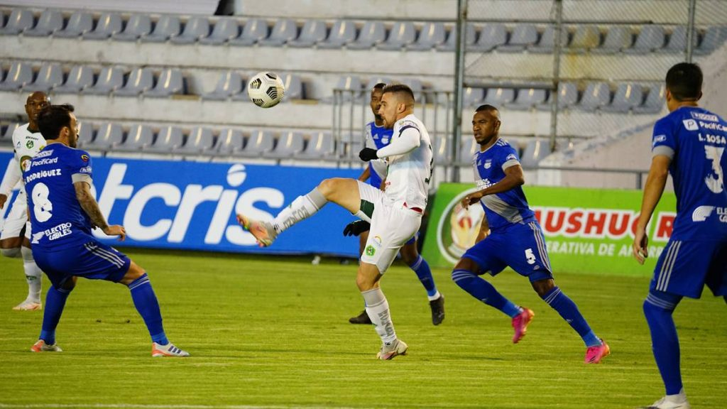 Emelec exits Bellavista and remains the sole leader of LigaPro    National Championship    Sports