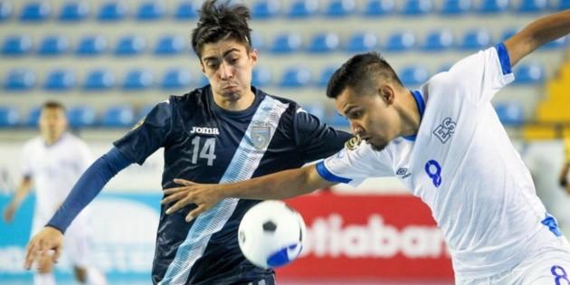 Futsal World Cup: Guatemala-El Salvador