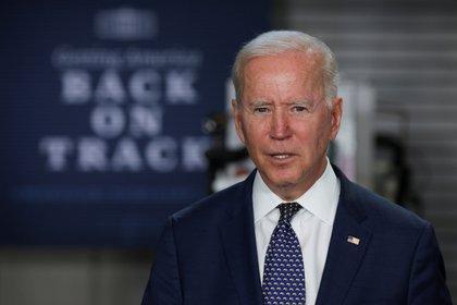Joe Biden, President of the United States (REUTERS / Jonathan Ernst)
