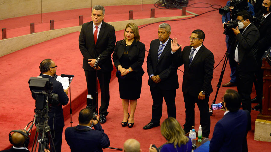 Lawyer is suing the Legislative Assembly for appointing Judge Elsie Dueneas